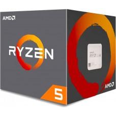 Процессор AMD Ryzen 5 2600 SAM4 BOX 65W 3400 YD2600BBAFBOX YD2600BBAFBOX