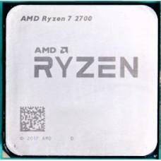 Процессор AMD Ryzen 7 2700 SAM4 OEM 65W 3200 YD2700BBM88AF YD2700BBM88AF