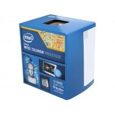 Процессор CPU Intel Celeron G1840 Haswell Refresh BOX {2.8ГГц, 2МБ, Socket1150}