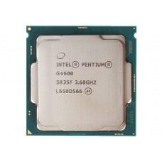 Процессор Intel pentium dual-core g4600 soc-1151 (3.6ghz/hd graphics 630) oem CM8067703015525SR35F