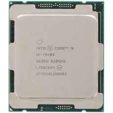 Процессор Intel core i9 7940x soc-2066 (cd8067303734701s r3rq) (3.1ghz) oem CD8067303734701SR3RQ