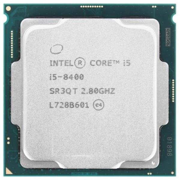 Процессор Intel core i5-8400 2.8ghz 9mb socket 1151 v2 oem CM8068403358811SR3QT