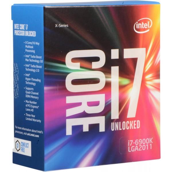 Процессор Intel core i7-6900k s2011-3 box 3.2g bx80671i76900k s r2pb in BX80671I76900KSR2PB