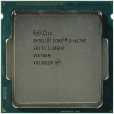 Процессор CPU Intel Socket 1150 Core i3-4170T OEM (3.20GHz/3Mb/35W) tray