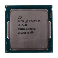 Процессор Intel Core i5 6400 Soc-1151 (CM8066201920506S R2L7) (2.7GHz/HDG530) OEM CM8066201920506SR2L7