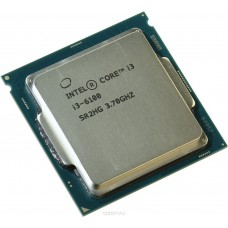 Процессор Intel core i3-6100 (3.70ghz. 3mb) s1151 oem CM8066201927202SR2HG