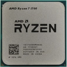 AMD Ryzen 7 1700 YD1700BBM88AE OEM