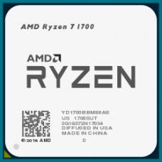 Процессор Amd ryzen 7 1700 am4 oem (YD1700BBM88AE) YD1700BBM88AE