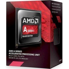 Процессор AMD A6 X2 7400K FM2+ (AD740KYBJABOX) (3.5/5000/1Mb/R5) Kaveri Box AD740KYBJABOX
