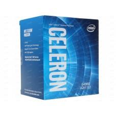 Процессор Intel Celeron G4900 Soc-1151v2 (BX80684G4900 S R3W4) (3.1GHz/Intel HD Graphics 610) Box BX80684G4900SR3W4
