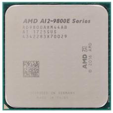 Процессор AMD A12 9800E 35W. 4C/4T. 3.8Gh(Max). 2MB(L2-2MB). AM4 OEM (AD9800AHM44AB) AD9800AHM44AB