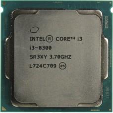 Процессор Intel Core i3 8300 Soc-1151v2 (CM8068403377111S R3XY) (3.7GHz/Intel HD Graphics 630) OEM CM8068403377111SR3XY