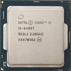 Процессор Intel core i5 6400t soc-1151 (cm8066201920000s r2bs) (2.2ghz/5000mhz) oem CM8066201920000S R2BS