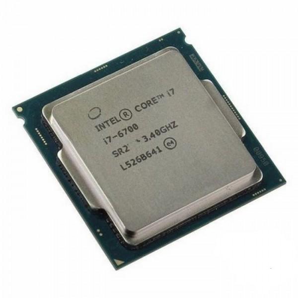 Процессор Intel core i7 6700 (3.4ghz) 8mb lga1151 oem (integrated graphics hd 530 350mhz) CM8066201920103SR2L2