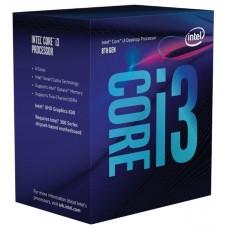 Процессор Intel Core i3 8300 Soc-1151v2 (BX80684I38300 S R3XY) (3.7GHz/Intel UHD Graphics 630) Box BX80684I38300SR3XY