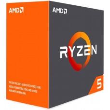 Процессор AMD Ryzen 5 1600X AM4 BOX без кулера (YD160XBCAEWOF) YD160XBCAEWOF