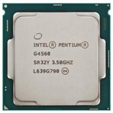 Процессор Intel pentium dual-core g4560 soc-1151 (3.5ghz/hdg610) oem