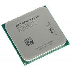 Процессор AMD A4 X2 6300 FM2 (AD6300OKA23HL) (3.7/5000/1Mb/HD8370D) OEM AD6300OKA23HL