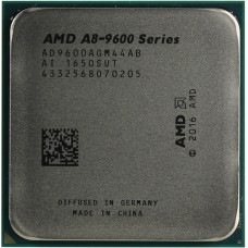 Процессор AMD CPU Bristol Ridge A8 4C/4T 9600 (3.1/3.4GHz,2MB,65W,AM4) tray, Radeon R7 Series