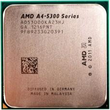 Процессор Amd a4 x2 5300 fm2 AD5300OKA23HJ