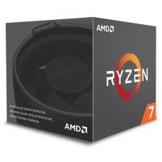 Процессор AMD Ryzen 7 2700 SAM4 BOX 65W 3200 YD2700BBAFBOX YD2700BBAFBOX