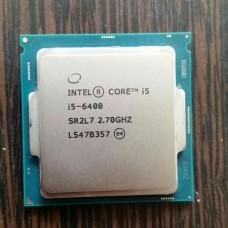 Процессор Intel core i5 6400 soc-1151 BX80662I56400SR2L7