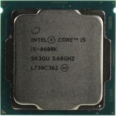 Intel Core i5-8600K Coffee Lake (3600MHz/LGA1151/L3 9216Kb) OEM CM8068403358508