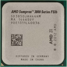 Процессор AMD SEMPRON 3850 OEM [Socket AM1. 4-ядерный. 1300 МГц. Kabini. Кэш L2 - 2 Мб. Radeon HD 8280. 28 нм. 25 Вт]