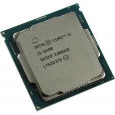 Процессор Intel Core i5 8500 Soc-1151v2 (CM8068403362607S R3XE) (3GHz/Intel HD Graphics 630) OEM CM8068403362607SR3XE