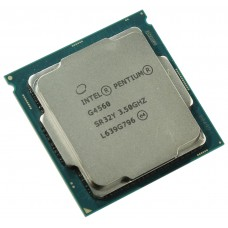 Процессор Intel pentium dual-core g4560 soc-1151 (3.5ghz/hd graphics 610) oem