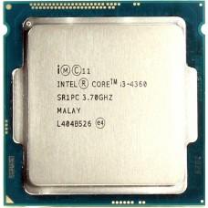 Процессор Intel Core i3 4360 Haswell Refresh OEM {3.7ГГц, 4МБ, Socket1150}