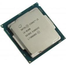 Процессор INTEL CORE I3-8100 OEM