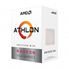 Процессор AMD Athlon 200GE AM4 35W 3.2Gh. Radeon Vega Graphics.BOX YD200GC6FBBOX
