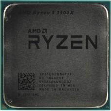 AMD Ryzen 5 2500X (3600MHz/AM4/L3 8192Kb) YD250XBBM4KAF OEM