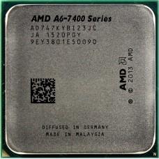 Процессор Amd a6 7470-k oem <socket fm2+> (ad747kybi23jc)