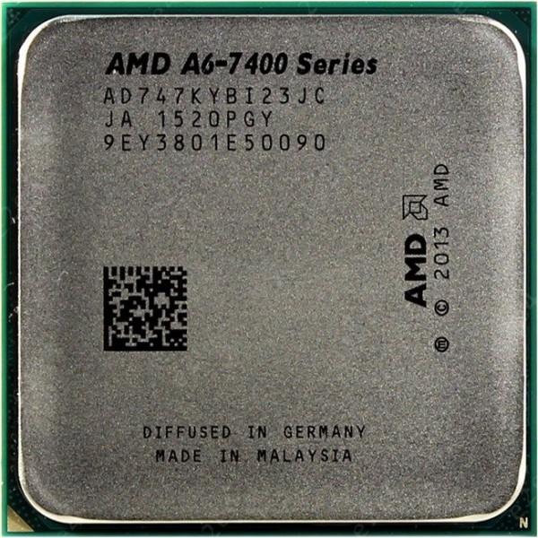 Процессор Amd a6 7470-k oem .socket fm2+. (ad747kybi23jc) AD747KYBI23JC
