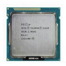 Процессор CPU Intel Celeron G1620 Ivy Bridge OEM {2.7ГГц, 2МБ, Socket1155}