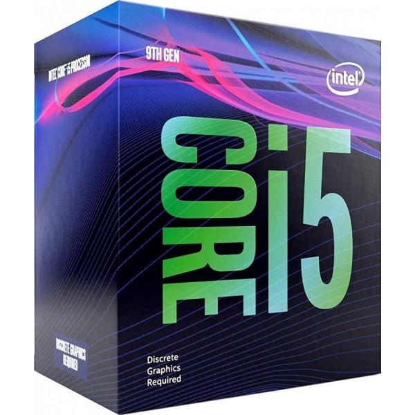 Процессор Intel CPU Desktop Core i5-9400F (2.9GHz, 9MB, LGA1151) box v2