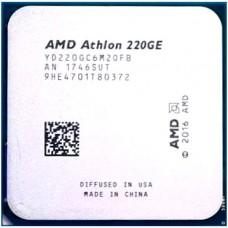 Процессор AMD Athlon 220GE AM4 YD220GC6M2OFB