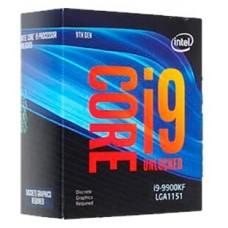Процессор Intel Core i9 9900KF Soc-1151v2 (BX80684I99900KFS RFAA) (3.6GHz) Box без кулера BX80684I99900KFSRFAA