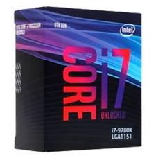 Процессор Intel Core i7-9700KF. 8x 3.60GHz. box без кулера BX80684I79700KF