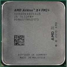 Процессор AMD ATHLON X4 860K [Socket FM2+. 4-ядерный. 3700 МГц. Turbo: 4000 МГц. Kaveri. Кэш L2 - 4 Мб. 28 нм. 95 Вт]