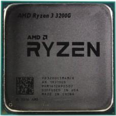 Процессор AMD Ryzen 3 3200G AM4 (YD3200C5M4MFH) (3.6GHz/Radeon Vega 8) OEM