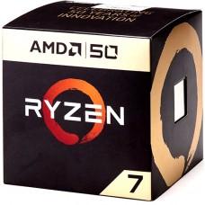 Процессор AMD Ryzen 7 2700X Gold Edition. 8x 3.70GHz. boxed (YD270XBGAFA50) YD270XBGAFA50