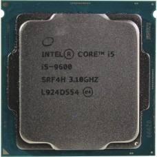 Процессор Intel Core i5-9600  S1151 3.1GHz  9Mb OEM CM8068403358610
