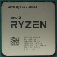 AMD Ryzen 7 3800X (3900MHz/AM4/L2+L3 36864Kb) OEM 100-000000025