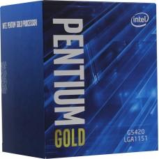 Процессор Intel Pentium G5420 S1151 BOX 4M 3.8G BX80684G5420 S R3XA IN BX80684G5420SR3XA