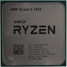 AMD Ryzen 5 3500 (3600MHz/AM4/L2+L3 16384Kb) 100-000000050 OEM