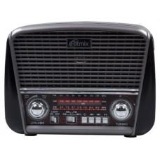 Радиоприемник Ritmix rpr-065 серый RPR-065