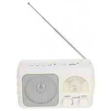 Радиоприемник портативный Сигнал luxele рп-111 белый usb sd 17846